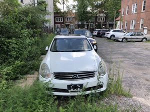 2006 Infiniti for parts only!!!!! for Sale in Brooklyn, NY