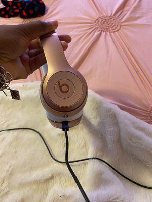 Beat solo headphones for Sale in Houston, TX