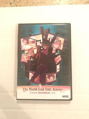 The World God Only Knows DVD (anime) for Sale in Hanford, CA