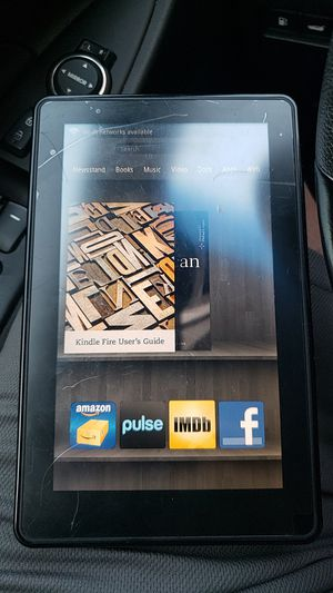 Kindle Fire E reader 1st generation for Sale in Los Angeles, CA