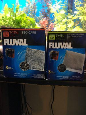 Aquarium filter and filter media for Sale in Fresno, CA