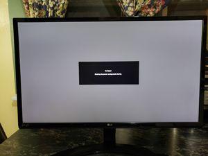 "LG 24"" IPS LED FHD FreeSync Monitor for Sale in Buffalo, NY"