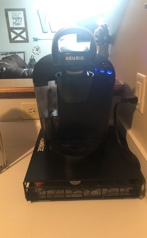 Keurig and storage holder both for Sale in Obetz, OH