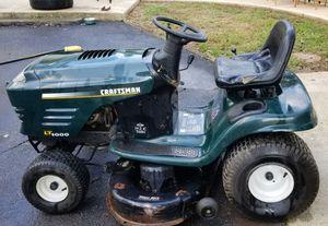Craftsman tractor for Sale in Manassas, VA