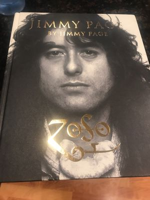 Jimmy Page biography for Sale in Lodi, CA