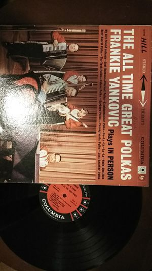 LP the all time great polkas for Sale in Jacksonville, FL