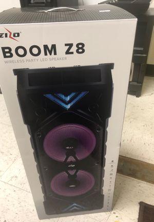 Zizo boom Z8 for Sale in Quincy, IL