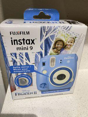 Frozen instax mini 9 for Sale in Austin, TX
