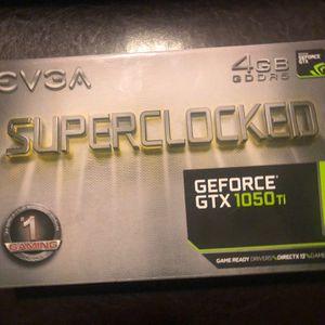 Evga GTX 1050ti Superclocked for Sale in Philadelphia, PA