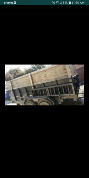 Dump trailer for Sale in Dallas, TX