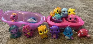 Large Set of Hatchimals Colleggtibles for Sale in Cresson, PA
