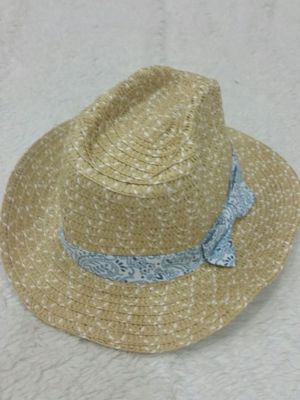 New straw hat 11-24 months for Sale in West Palm Beach, FL