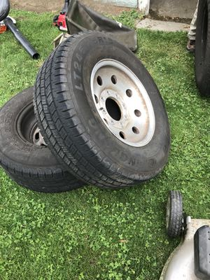 4 wheels with rim for a Ford F-250 for Sale in Pasco, WA