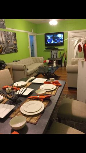 Dining table,chairs,coffee table for Sale in San Francisco, CA