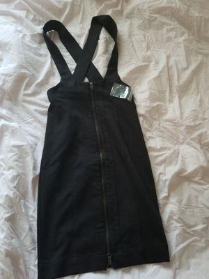 Forever 21 Black strap pencil skirt for Sale in West Sacramento, CA