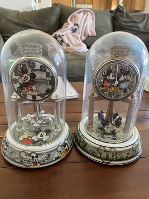 Mickey Mouse clocks for Sale in Dayton, OR