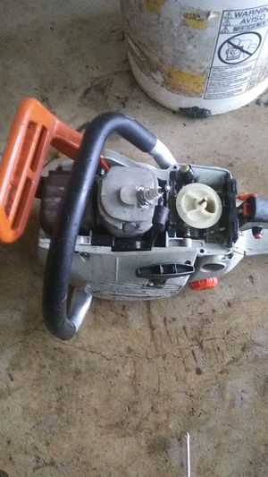 Echo chainsaw parts only for Sale in San Antonio, TX
