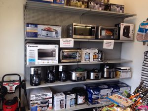 Microwaves , ovens , air conditioners and more ! 💰💰💰💰 for Sale in Los Angeles, CA