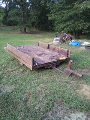 4x7 dump trailer for Sale in Paducah, KY