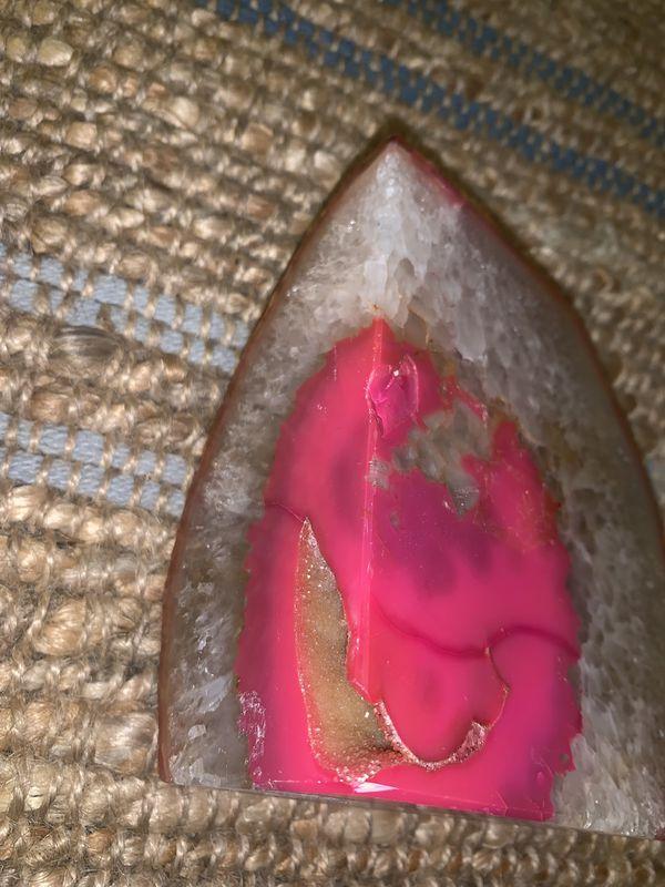 Pink Geodes