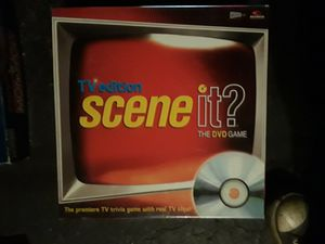 S c e n e it the board game with CD for Sale in Columbus, OH