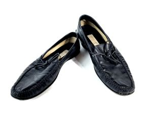 Gucci Black Leather Driving Loafers Men's Size 43D EU 10 US :B for Sale in Denver, CO