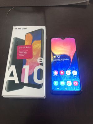 Samsung galaxy A10e for Sale in Willingboro, NJ