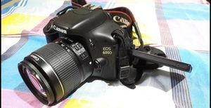 Canon EOS 600D for Sale in Los Angeles, CA