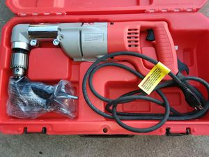 ANGLE DRILL MILWAUKEE for Sale in Phoenix, AZ