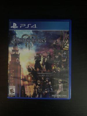 Kingdom Hearts 3 for Sale in La Habra, CA