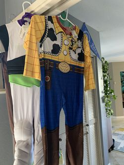 Toy story and beyond Disney woody costume for Sale in Bonny Doon,  CA
