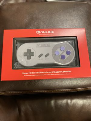 SNES Controller for Nintendo Switch for Sale in Palos Heights, IL