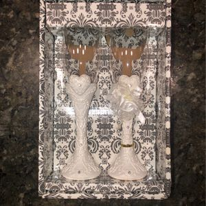 Wedding Toast Glass for Sale in Las Vegas, NV