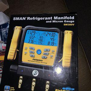 Sm-380-v new in box. Freon refrigerant. Hvac r-22 / 410-a for Sale in Las Vegas, NV