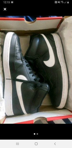 10.5 Nike Court Vision MID for Sale in Imperial, CA