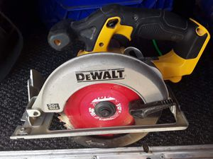 BRAND NEW DEWALT DRILL AND SAW for Sale in Seattle, WA