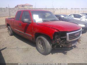 2003 GMC Sierra for parts for Sale in Phoenix, AZ