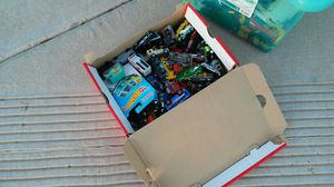 Legos and hot wheels for Sale in Laveen Village, AZ