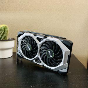 MSI RTX 2060 Super 8gb GPU for Sale in Corona, CA