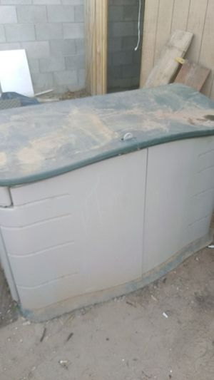 Rubbermaid storage shed for Sale in Scottsdale, AZ