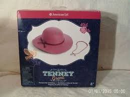 American girl doll Tenney Grant hat and necklace nwt for Sale in Biloxi, MS