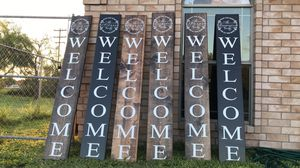 Welcome Signs For sale 🚨💯 for Sale in San Juan, TX