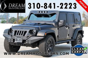 2013 JEEP WRANGLER UNLIMITED SAHARA MOAB EDITION SUV for Sale in Beverly Hills, CA
