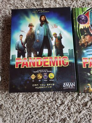 Pandemic board game for Sale in San Jose, CA