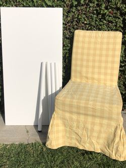 Ikea Desk And Chair for Sale in Monrovia,  CA