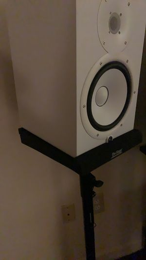 Like new pair hs8 Yamaha studio monitor for Sale in Lancaster, PA