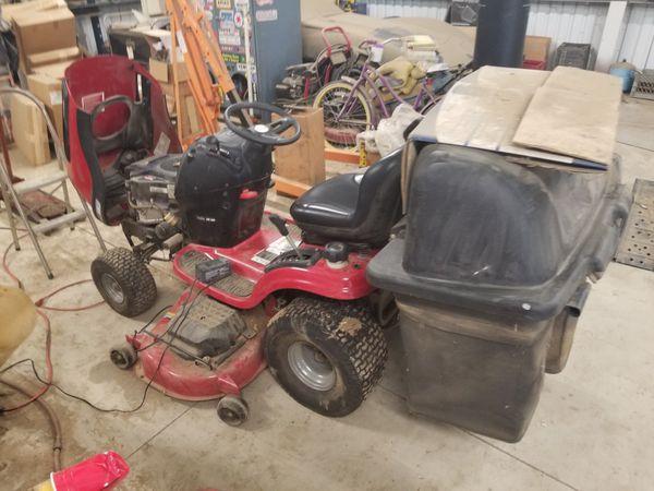 Craftsman YTS4500 Riding Mower