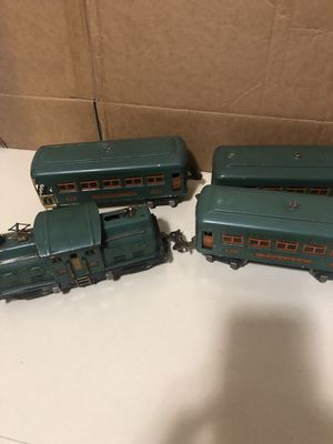 Lionel 4pc Pre War Train Set for Sale for sale  Roselle Park, NJ