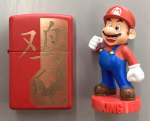 Chinese Year of the Rooster Zippo Lighter for Sale in Kent, WA