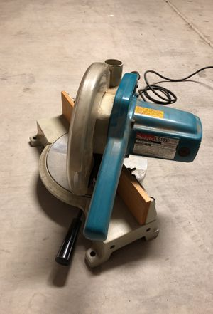 """Makita LS1030 table saw 10"""" miter saw for Sale in Goodyear, AZ"""